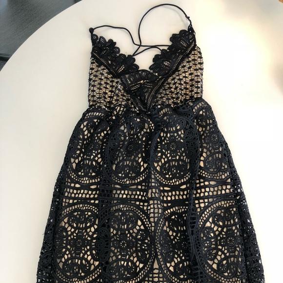 3fe084d648b Brand New Black Lace Dress